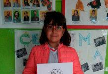 Teresa Gallego, guanyadora del Cartell de Futbol 3x3