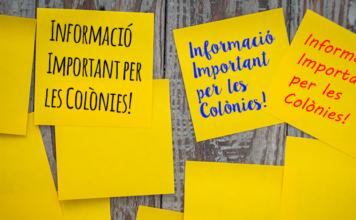 Informació Colònies