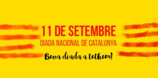 11 de setembre - Diada Naciona de Catalunya