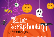 Taller scrapbooking