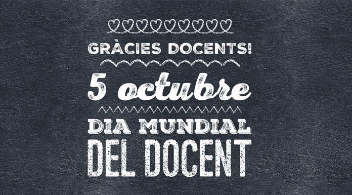 5 octubre dia mundial del docent