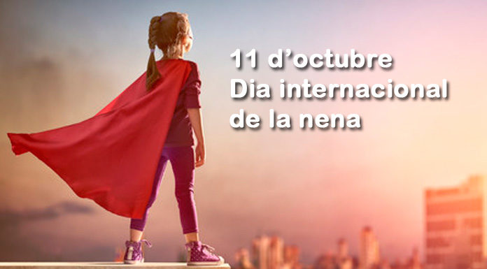 11 octubre dia internacional de la nena