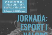 jornada esports i valors