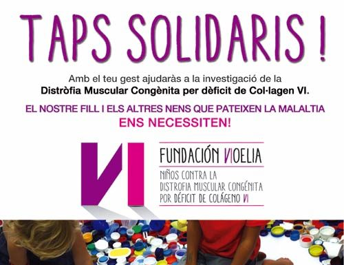 L'AMPA i els taps solidaris