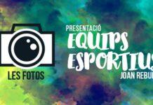 Fotos Equips Esportius 2017/2018